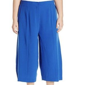 Melissa Mccarthy Seven7 Cropped Gaucho Pants Flare